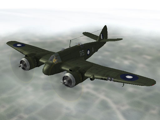 Beaufighter Mk21